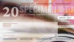 Bild von Schweizer Bücherbon Fr. 20.00