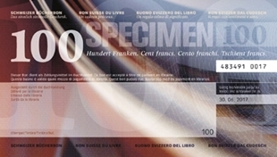 Bild von Schweizer Bücherbon Fr. 100.00