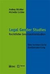Bild von Legal Gender Studies