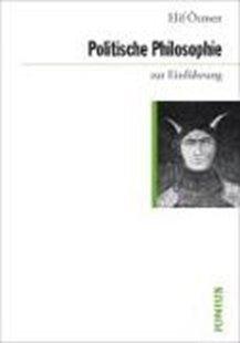 Bild von Politische Philosophie zur Einführung