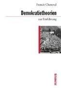 Bild von Demokratietheorien zur Einführung