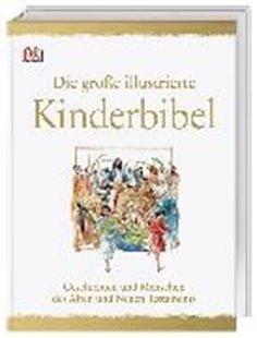 Bild von Die große illustrierte Kinderbibel