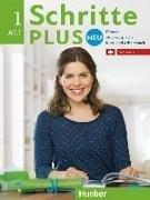 Bild von Niebisch, Daniela : Schritte plus Neu 1. A1.1. Ausgabe Schweiz. Kursbuch + Arbeitsbuch mit Audio-CD zum Arbeitsbuch