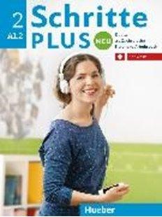 Bild von Niebisch, Daniela : Schritte plus Neu 2. A1.2. Schweiz. Kursbuch + Arbeitsbuch mit Audio-CD zum Arbeitsbuch