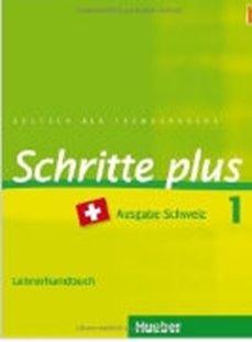 Bild von Schritte plus 1. A1/1. Ausgabe Schweiz. Lehrerhandbuch
