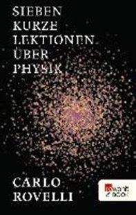 Bild von eBook Sieben kurze Lektionen über Physik