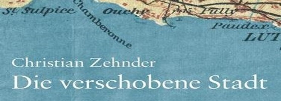 Lesung mit Christian Zehnder