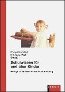 Bild von Schulwissen für und über Kinder