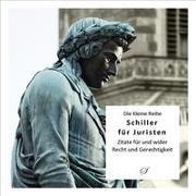Bild von Die Kleine Reihe: Schiller für Juristen