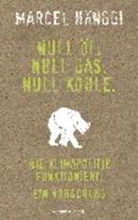 Bild von eBook Null Öl. Null Gas. Null Kohle