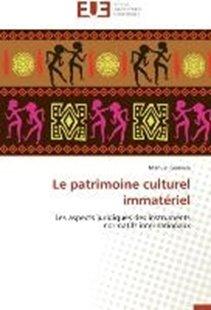 Bild von Le patrimoine culturel immatériel
