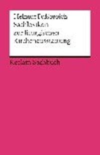 Bild von Sachlexikon zur liturgischen Kirchenausstattung