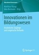 Bild von Innovationen im Bildungswesen