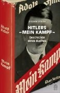 """Bild von Hitlers """"Mein Kampf"""""""