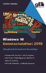 Bild von Windows 10 Datenschutzfibel 2019