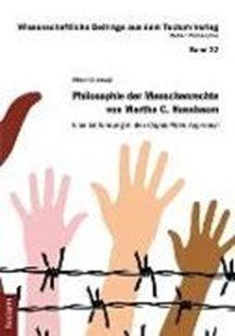 Bild von Philosophie der Menschenrechte von Martha C. Nussbaum