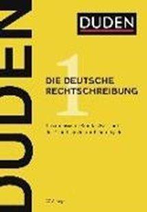 Bild von Duden - Die deutsche Rechtschreibung