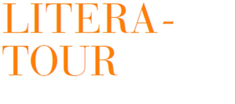 Literatour 2019 ¦ Aktuelle Berner Literatrupreisträgerinnen und Literaturpreisträger auf Lesereise durch den Kanton Bern