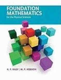 Bild von Foundation Mathematics for the Physical Sciences