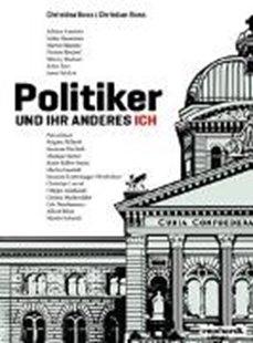 Bild von Politiker und ihr anderes Ich