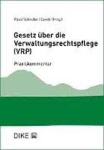 Bild von Gesetz über die Verwaltungsrechtspflege des Kantons St. Gallen (VRP)
