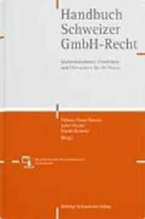 Bild von Handbuch Schweizer GmbH-Recht