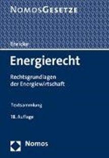 Bild von Energierecht