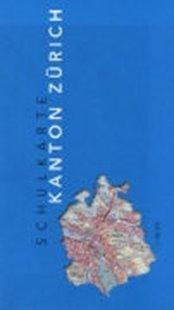Bild von Schulkarte Kanton Zürich. 1:100'000