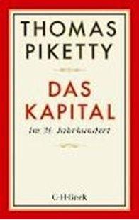 Bild von Das Kapital im 21. Jahrhundert
