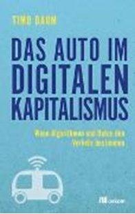Bild von Das Auto im digitalen Kapitalismus