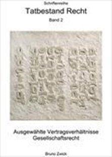 Bild von Tatbestand Recht Bd. 2