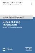 Bild von Genome Editing in Agriculture