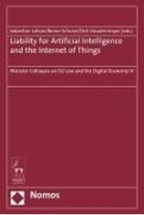 Bild von Liability for Artificial Intelligence and the Internet of Things