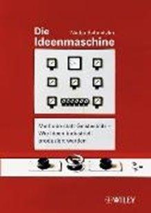 Bild von Schnetzler, Nadja: Die Ideenmaschine
