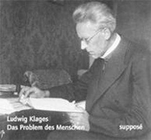 Bild von Klages, Ludwig: Das Problem des Menschen. CD