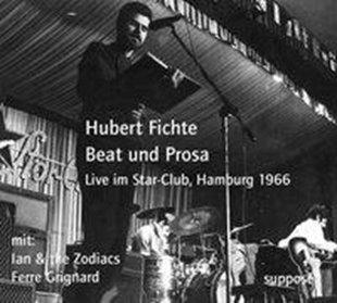Bild von Fichte, Hubert: Beat und Prosa. CD