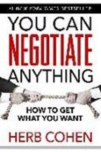 Bild von Cohen, Herb: You Can Negotiate Anything (eBook)