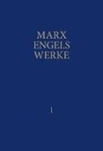 Bild von MEW / Marx-Engels-Werke Band 1