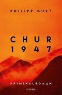 Bild von Chur 1947 (orange)