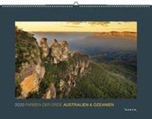 Bild von Farben der Erde: Australien & Ozeanien 2020
