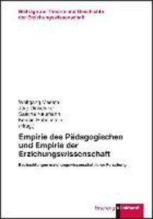 Bild von Empirie des Pädagogischen und Empirie der Erziehungswissenschaft
