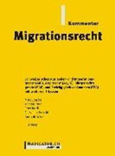 Bild von Spescha, Marc : Migrationsrecht Kommentar