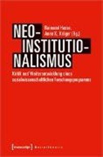 Bild von Neo-Institutionalismus
