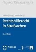 Bild von Ambos, Kai (Hrsg.) : Rechtshilferecht in Strafsachen