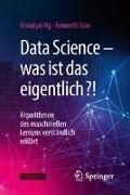 Bild von Ng, Annalyn : Data Science - was ist das eigentlich?!