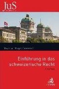Bild von Vasella, Juana: Einführung in das schweizerische Recht