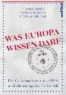Bild von Was Europa wissen darf