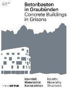 Bild von Betonbauten in Graubünden