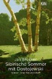Bild von Brokken, Jan : Sibirische Sommer mit Dostojewski (eBook)