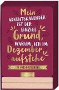 Bild von Mein Adventskalender ist der einzige Grund, warum ich im Dezember aufstehe